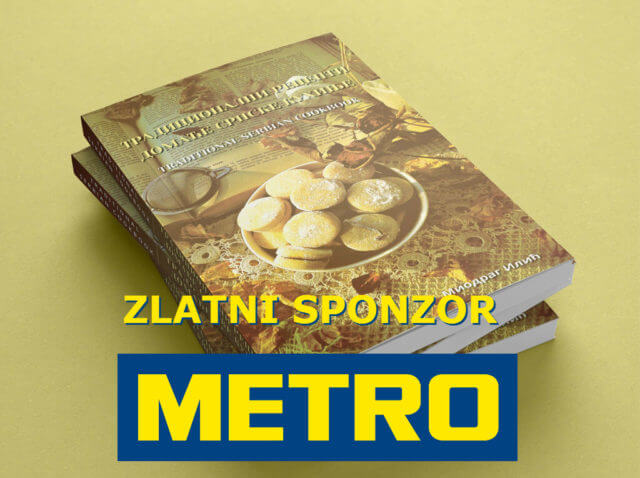 Metro Cash & Carry Srbija golden sponsor