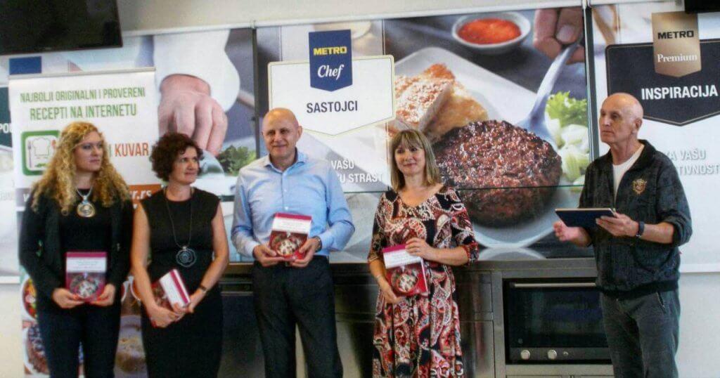 Promocija knjige Tradicionalni recepti domaće srpske kuhinje