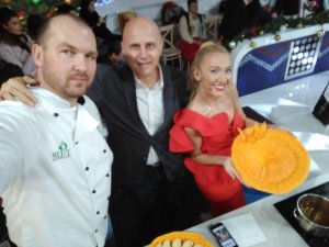 Prelo u našem sokaku, Happy TV, 30.12.2018., predstavljanje knjige Tradicionalni recepti domaće srpske kuhinje