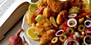 Fried dumplings with cheese - photo Kristina Gašpar